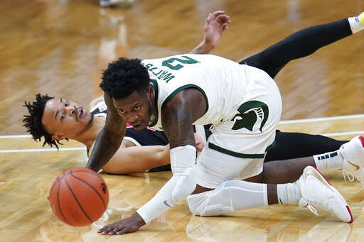 Staggering Spartans struggling with play of point guards