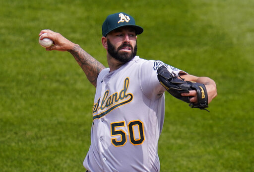Righty Mike Fiers agrees to $3.5M, one-yr deal with A's