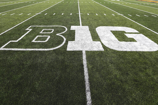 Revised 2021 Big Ten schedule changes home teams for 6 games
