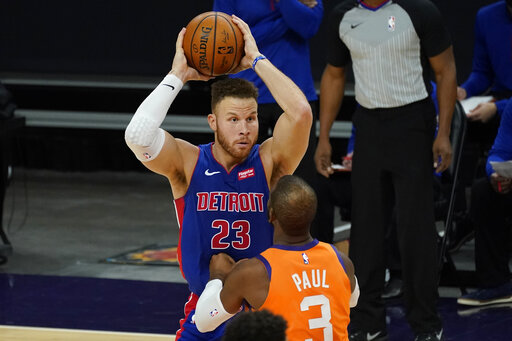 Analysis: Griffin and Pistons breaking up will be a win-win