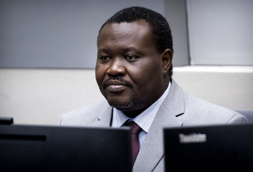 Alleged rebels from Central African Republic face ICC trial