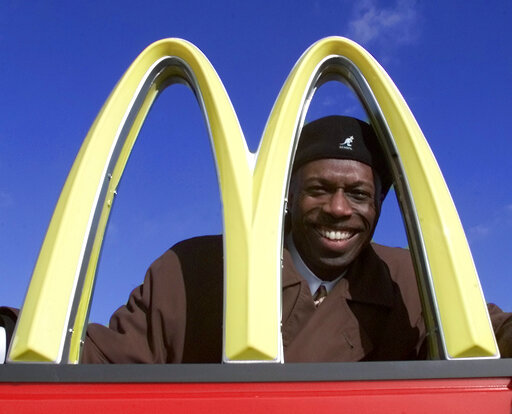 Black franchise owner, ex-MLBer, sues McDonald's, cites bias