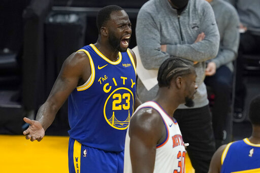 Draymond Green slams NBA over star players on trading block