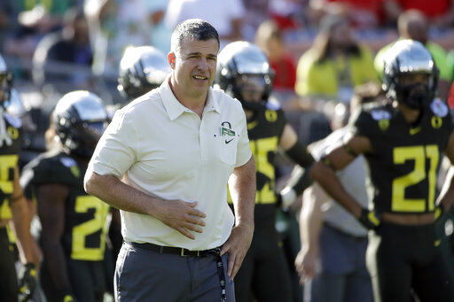 Oregon leads Pac-12 in recruiting for third straight year