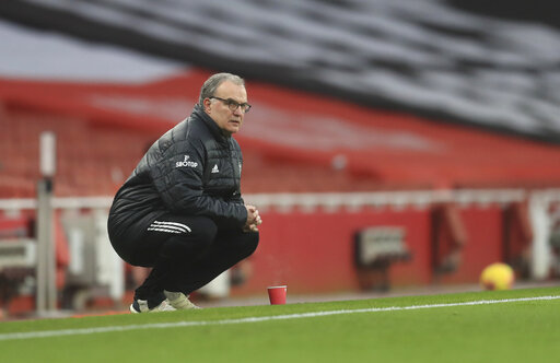 Leeds starting to feel like home for Marcelo Bielsa