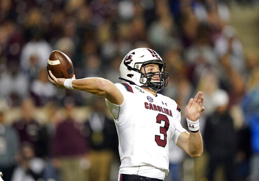 QB transfer Hilinski looks to make impact at Northwestern