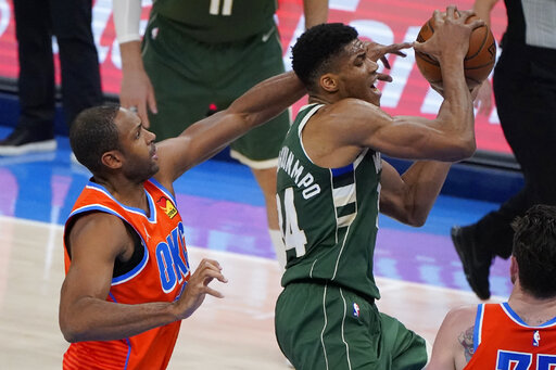 Bucks hope regular-season obstacles help them in postseason
