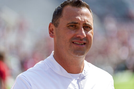 Sarkisian finishing Texas class Herman began, OU tops Big 12