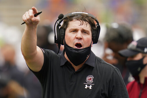 Former Gamecocks coach Muschamp lands at Georgia as analyst