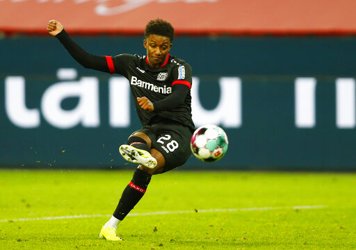 EPL winner Demarai Gray seeking new spark in Germany