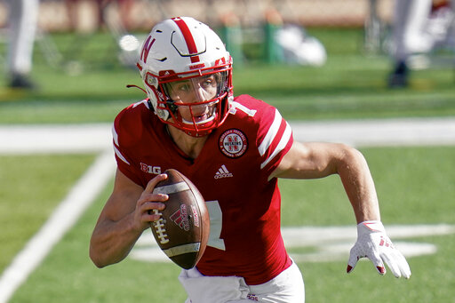 Nebraska backup QB Luke McCaffrey enters transfer portal