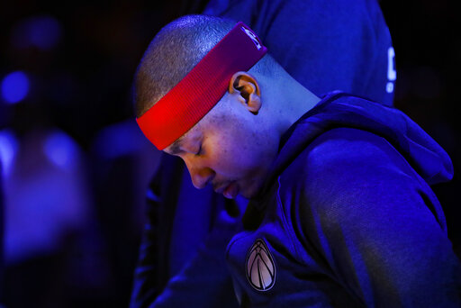 USA Basketball called Isaiah Thomas, who hopes NBA does next