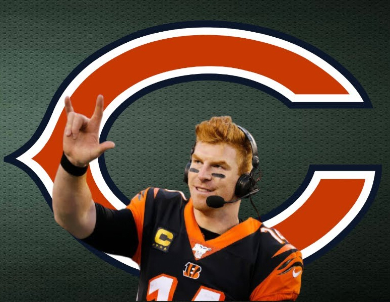 Andy Dalton Signs with Bears and Promptly Takes Over as the Starter