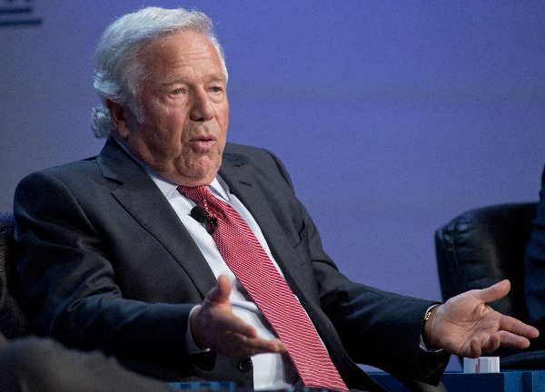 Robert Kraft Makes it Known That the Patriots are Ready to Win