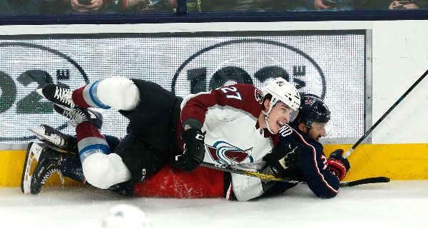 Golden Knights Visit Avalanche for West Showdown