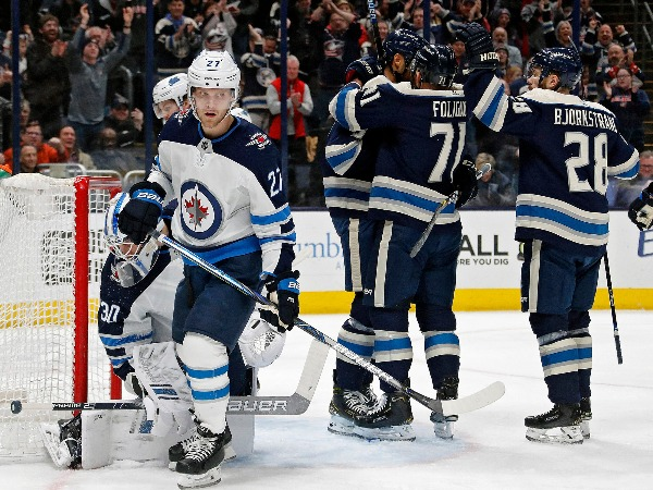 Winnipeg Looks to Pull Even Atop the North Division Friday Night