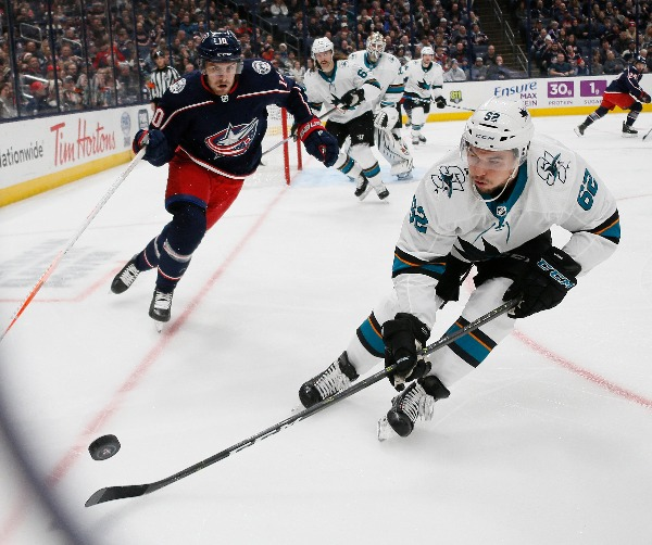 West Division Rivals Tangle in NHL Action as Coyotes Host Sharks Tonight